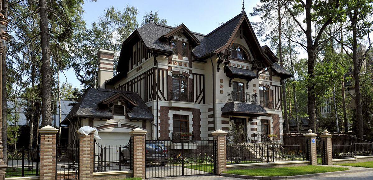 Жилой дом в КП Довиль