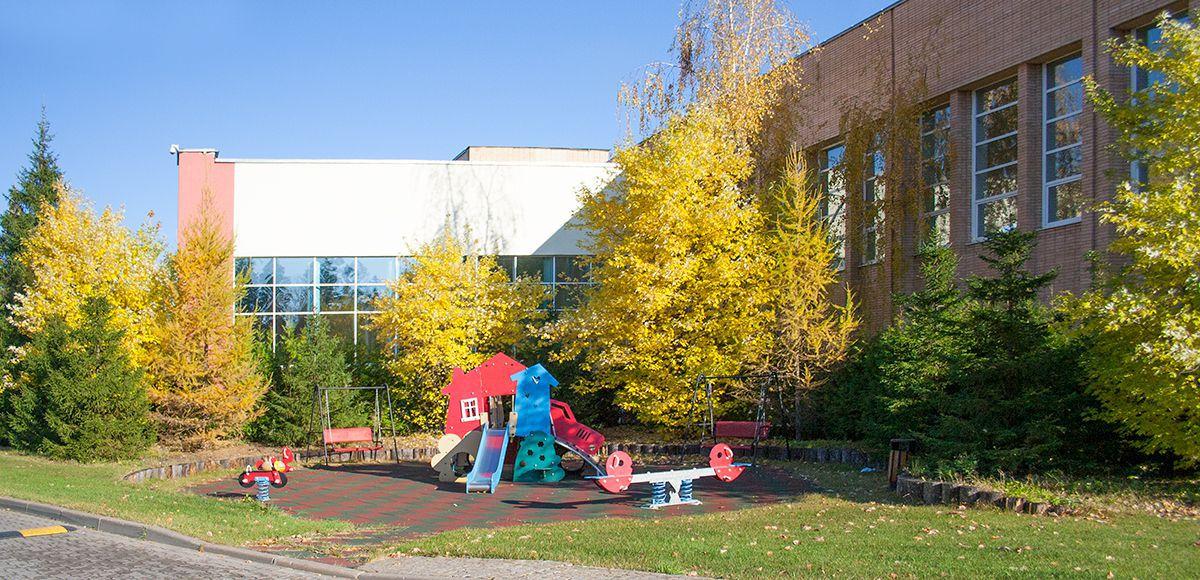 Детская площадка №4, поселок Довиль