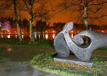 Скульптура в КП Довиль